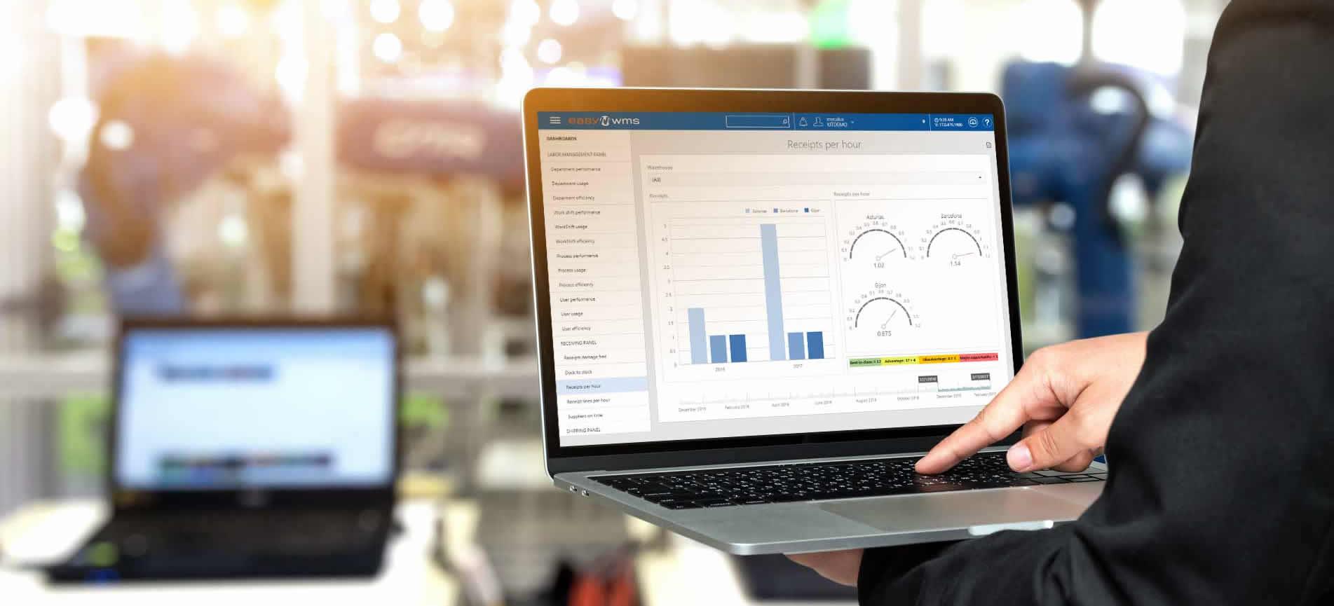 Bulut Tabanlı Depo Yönetim Sistemi ile Şirketinizin Etkinliğini Artırın!